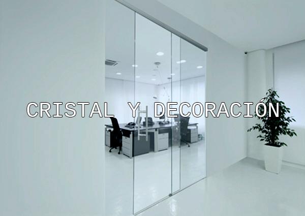 vidrio y decoración